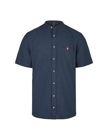 Produktbild zu <strong>Freizeithemd in Seersucker mit Brusttasche</strong>REGULAR FIT von Bexleys man