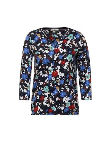 Produktbild zu Shirt im Tunika Style von CECIL