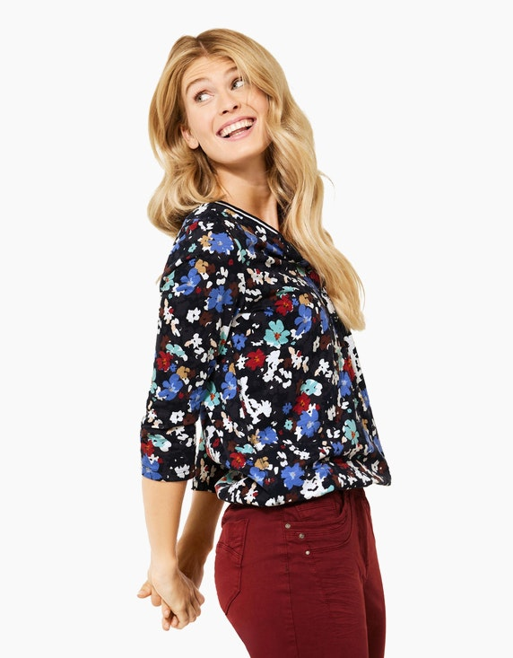 CECIL Shirt im Tunika Style | ADLER Mode Onlineshop