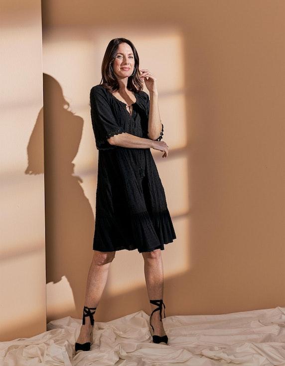 Bexleys woman Kleid im Boho-Stil   ADLER Mode Onlineshop