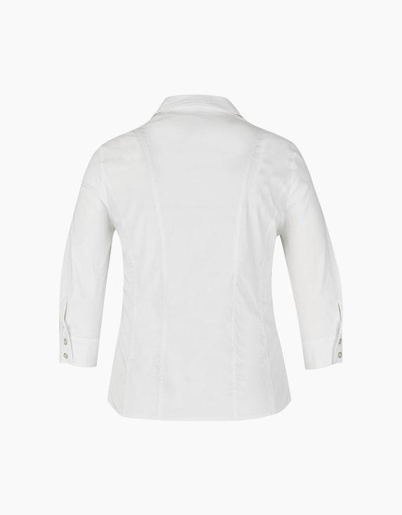 Steilmann Woman Business-Bluse mit 3/4 Ärmeln | ADLER Mode Onlineshop
