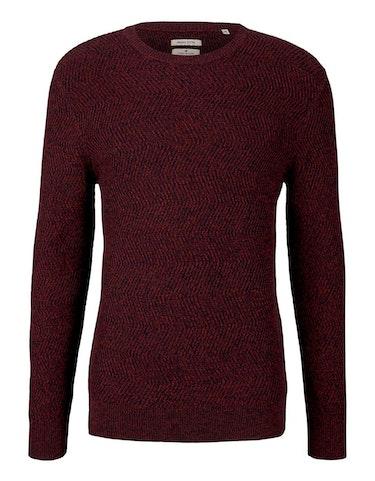 tom tailor - Pullover aus Bio-Baumwolle, 448111