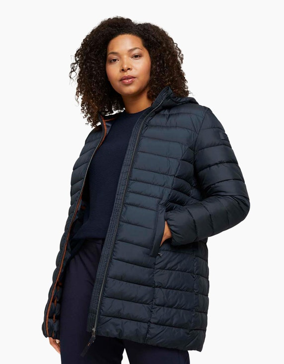 My True Me gesteppte lightweight Jacke mit recyceltem Polyester | ADLER Mode Onlineshop