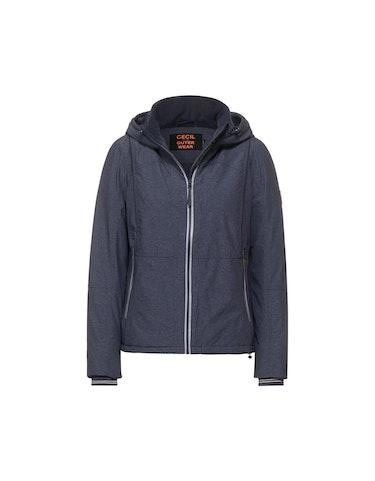 Produktbild zu Outdoor Jacke mit Kapuze von CECIL