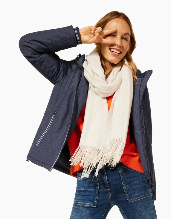 CECIL Outdoor Jacke mit Kapuze | ADLER Mode Onlineshop