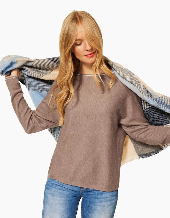 Street One Pullover mit Dolman Ärmeln | ADLER Mode Onlineshop