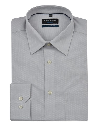 Produktbild zu <strong>Dresshemd</strong>langarm, gemustert, REGULAR FIT von Bernd Berger