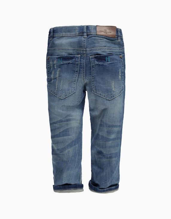 Tom Tailor Mini Boys 5-Pocket-Jeans im Used-Look | ADLER Mode Onlineshop