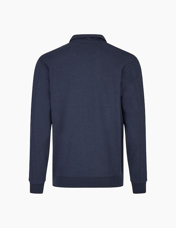 Bexleys man Sweatshirt mit Blockstreifen | ADLER Mode Onlineshop