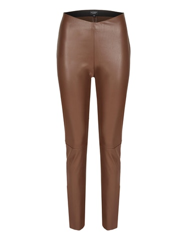 Produktbild zu Leggings in Leder-Optik von Bexleys woman