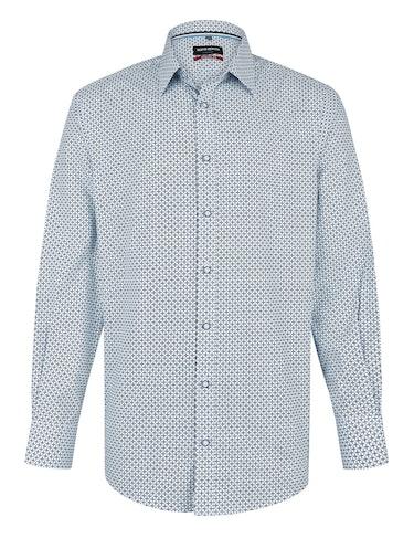 Produktbild zu <strong>Dresshemd mit Alloverprint</strong>MODERN FIT von Bernd Berger
