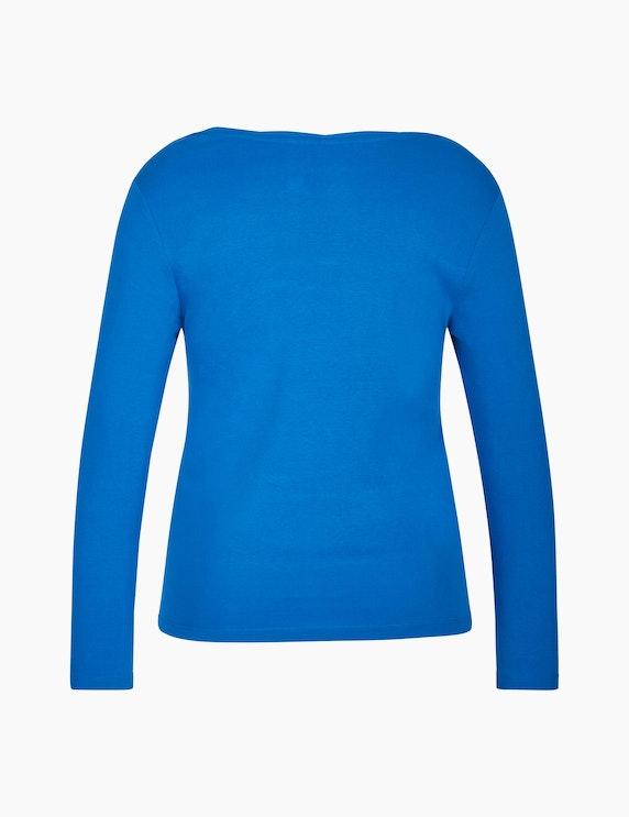 Bexleys woman Basic Langarmshirt   ADLER Mode Onlineshop
