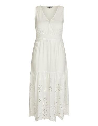 Produktbild zu Ärmelloses Kleid mit Lochstickerei von MY OWN