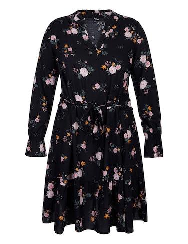 Produktbild zu <strong>Kleid mit floralem Print</strong>reine Viskose von MY OWN