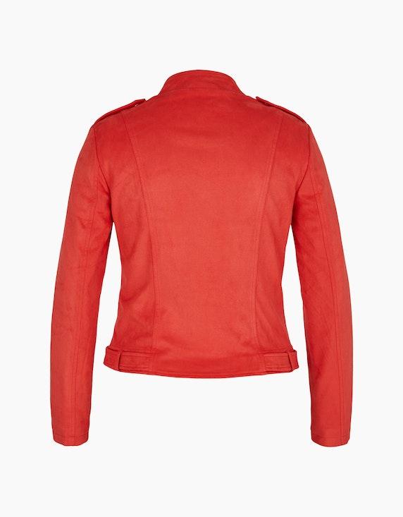 Viventy Lederimitat-Jacke im Biker-Style | ADLER Mode Onlineshop
