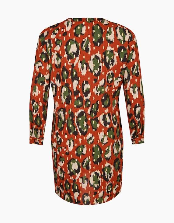 Thea Blusen-Kleid im Animal-Look   ADLER Mode Onlineshop