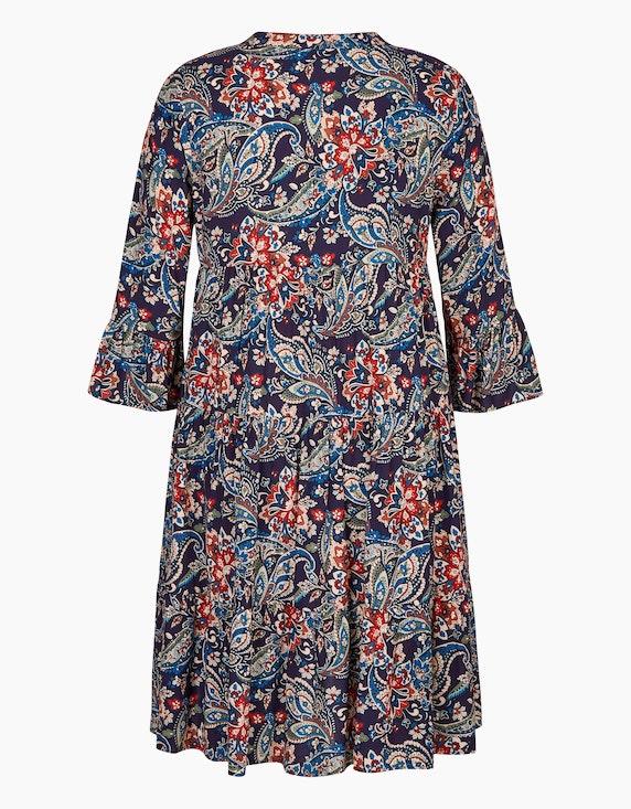 CHOiCE Stufenkleid mit Paisley-Muster | ADLER Mode Onlineshop