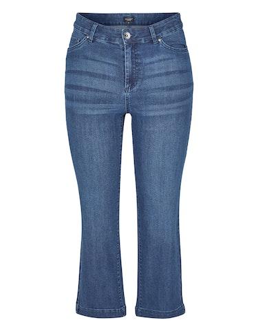Hosen - Cropped Jeans, 706587  - Onlineshop Adler