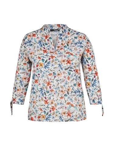 Produktbild zu Schlupfbluse mit floralem Muster von MY OWN