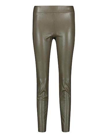 gerry weber edition - Hose in Lederoptik Slim Fit, 646025