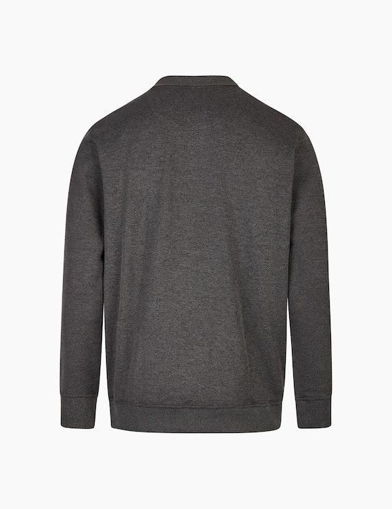 Bexleys man Polosweatshirt mit Brusttasche   ADLER Mode Onlineshop