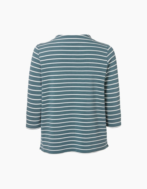 VIA APPIA DUE Sweatshirt mit Stehkragen | ADLER Mode Onlineshop