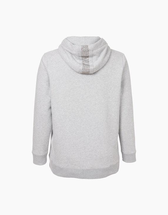 VIA APPIA DUE Sweatshirt mit Kapuze | ADLER Mode Onlineshop
