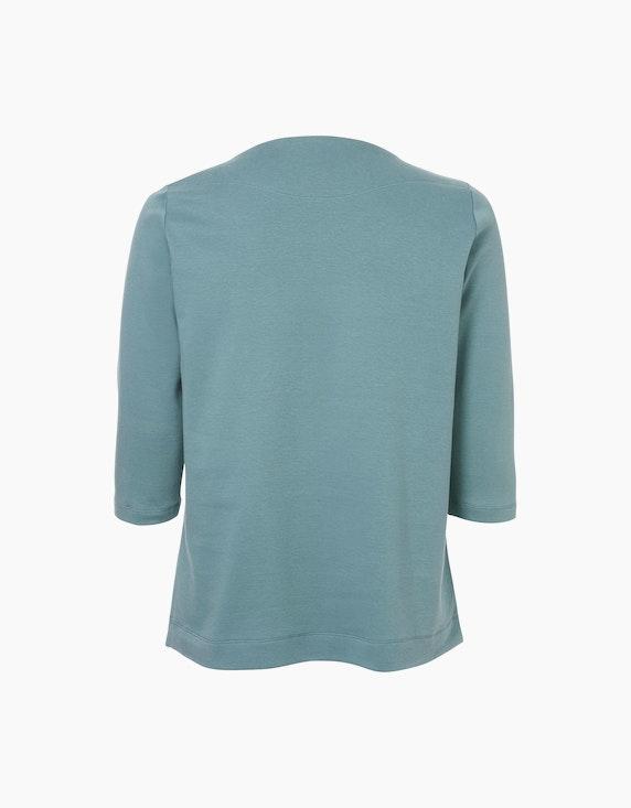 VIA APPIA DUE Sweatshirt mit Frontprint | ADLER Mode Onlineshop