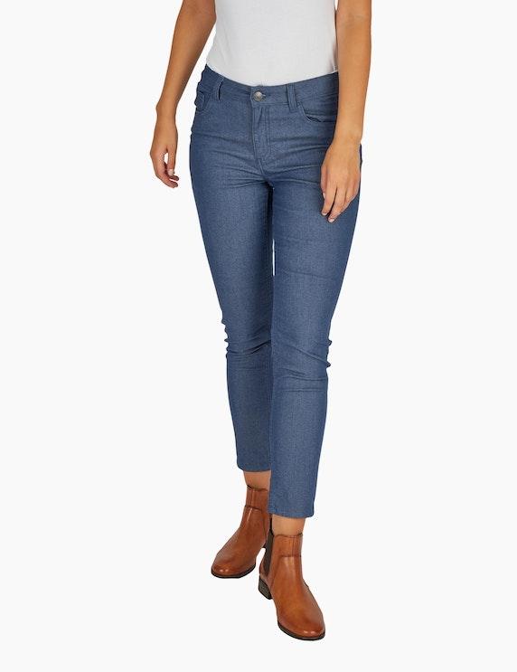 Bexleys woman Twill-Hose im Jeans-Look | ADLER Mode Onlineshop
