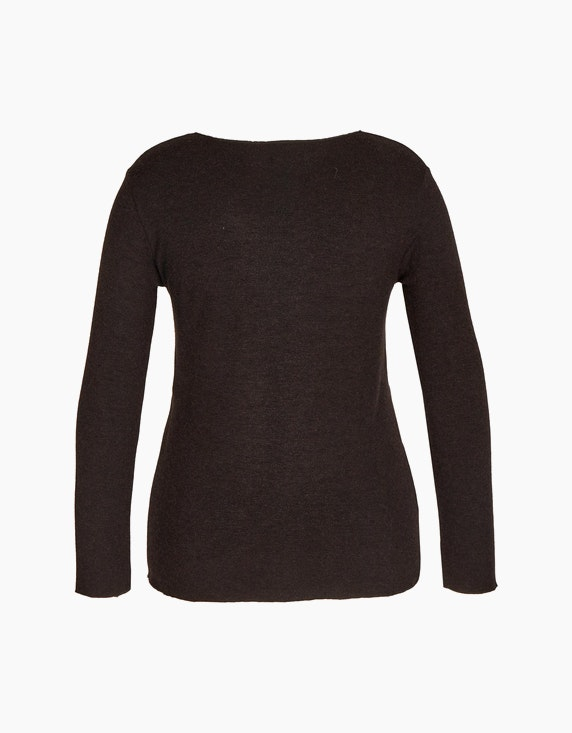 Bexleys woman Pullover mit Glitzersteinen | ADLER Mode Onlineshop