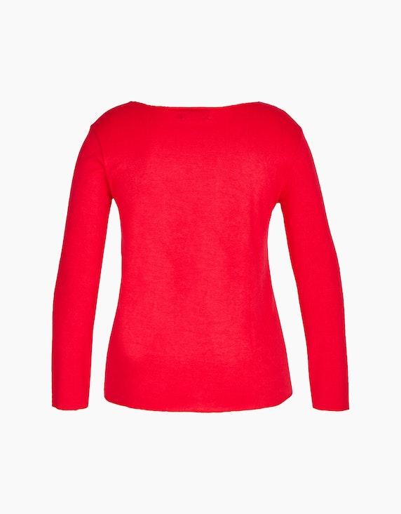 Bexleys woman Pullover mit Glitzersteinen   ADLER Mode Onlineshop