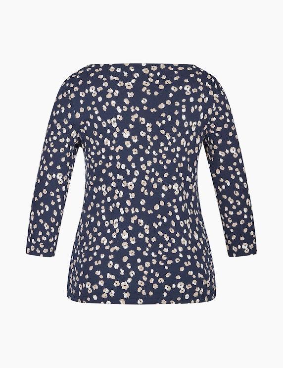 Bexleys woman Basic Shirt mit Blumendruck | ADLER Mode Onlineshop
