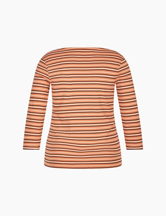 Bexleys woman Basic Shirt mit Streifenmuster | ADLER Mode Onlineshop