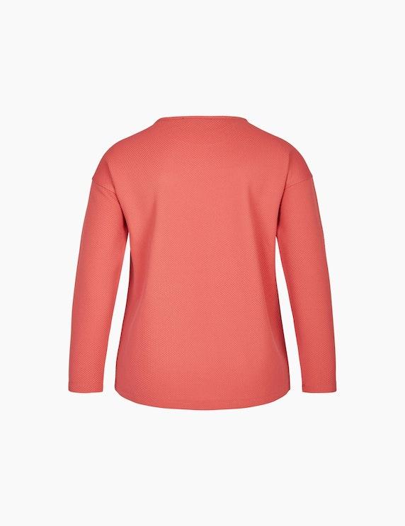 MY OWN Shirt mit Waben-Struktur | ADLER Mode Onlineshop