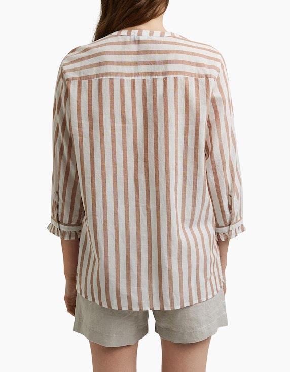 Esprit Leichte Streifen-Bluse aus Bio-Baumwolle | ADLER Mode Onlineshop
