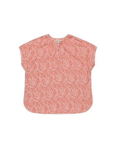 Produktbild zu <strong>Gemusterte Bluse im Kimono-Style</strong>CURVY von Esprit