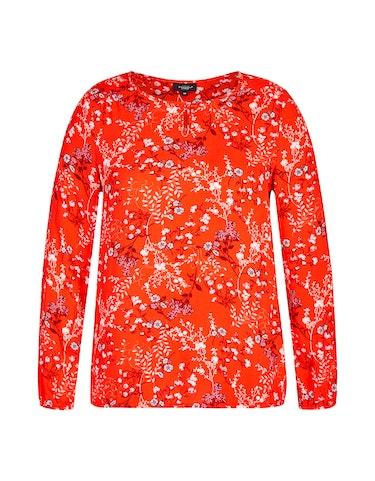 Produktbild zu Bluse mit Blumendruck von Bexleys woman