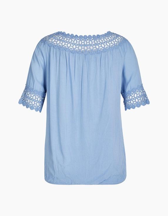 Made in Italy Bluse im Carmen-Stil | ADLER Mode Onlineshop