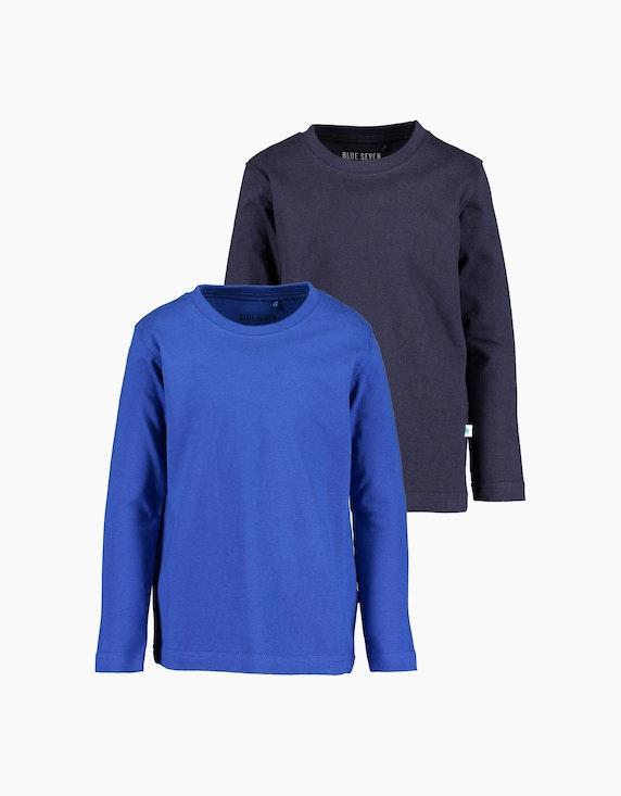 Blue Seven Mini Boys Shirt im 2er-Pack | ADLER Mode Onlineshop