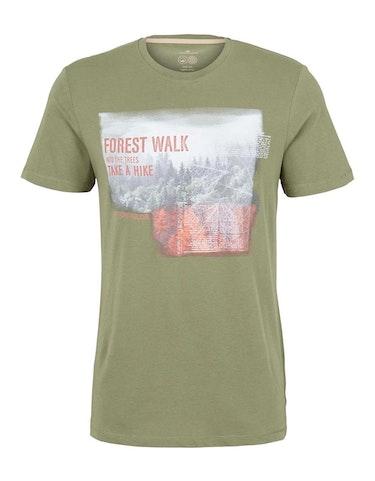 tom tailor - T-Shirt mit Fotoprint aus Bio-Baumwolle, 784172