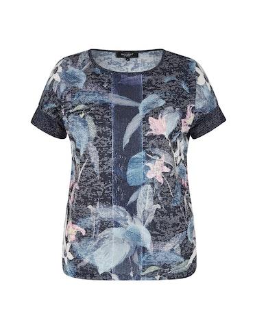 Produktbild zu T-Shirt mit floralem Print von Bexleys woman