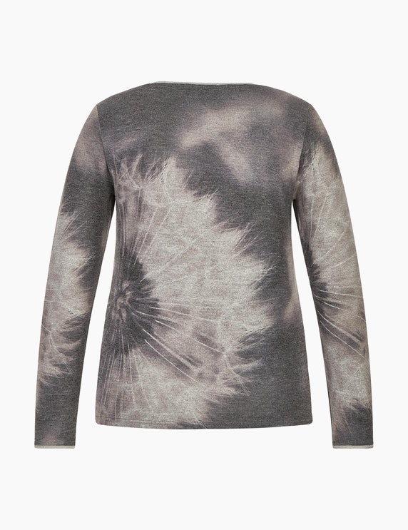 Bexleys woman Shirt mit Glitzergarn | ADLER Mode Onlineshop