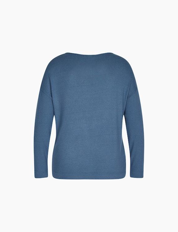 MY OWN Shirt in Feinstrick-Optik | ADLER Mode Onlineshop