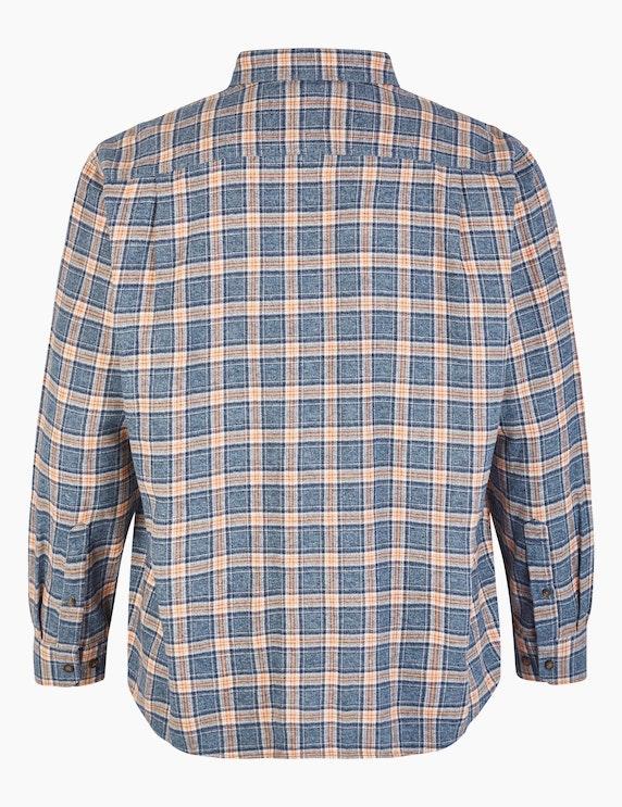 Big Fashion Langarmhemd mit Karomuster | ADLER Mode Onlineshop