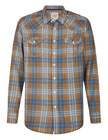 Produktbild zu Hemd im Westernstyle von Eagle Denim