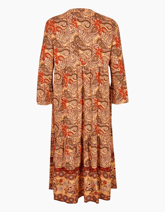 Thea Maxikleid mit Paisley-Muster | ADLER Mode Onlineshop