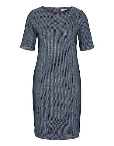 Produktbild zu Strukturiertes T-Shirt Kleid von Tom Tailor