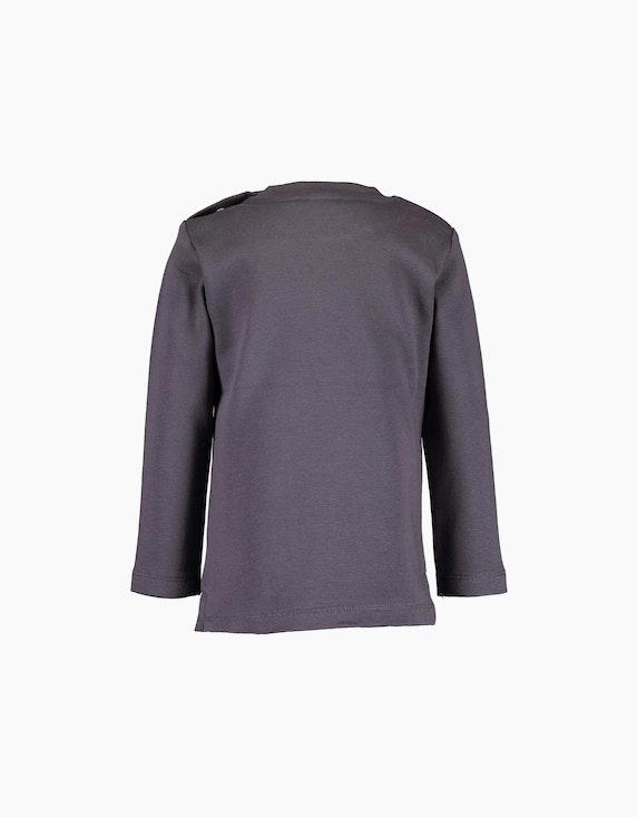 Blue Seven Baby Boys Langarmshirt mit Frontdruck | ADLER Mode Onlineshop
