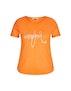 Orange/Silber