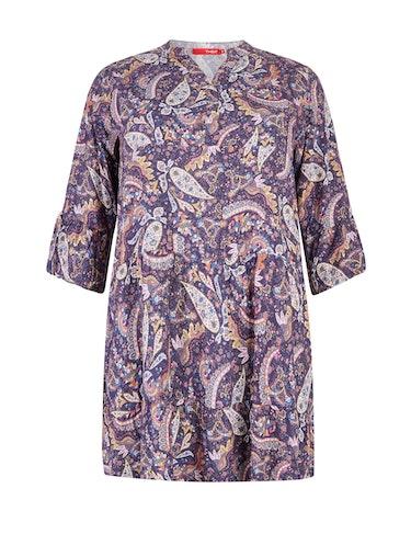 Produktbild zu Kleid mit Plaisley-Druck von Thea